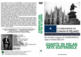 Film GIANTS IN MILAN - Arte Sostenibile - Marco Eugenio Di Giandomenico
