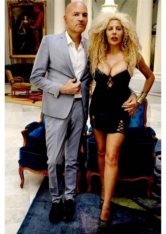 Marco Eugenio Di Giandomenico and Afida Turner - Marco Eugenio Di Giandomenico